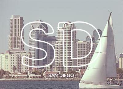 San Diego Locations