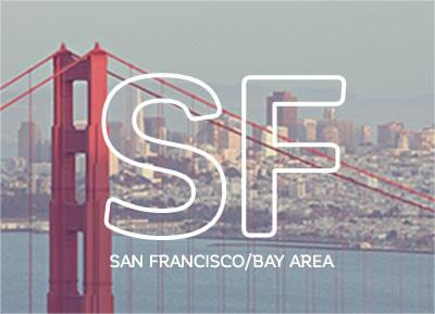 San Francisco Locations