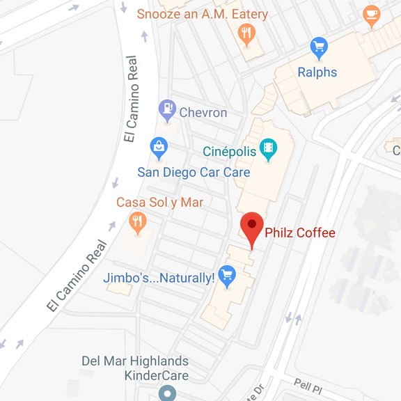 Midwestern University Glendale Campus Map.Our Stores Coffee Shops Philz Coffee